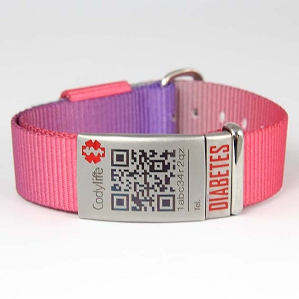 Pulsera Codylife Aloha Diabetes