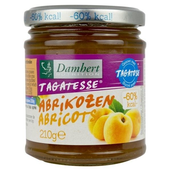 Mermelada Albaricoque con Tagatosa Damhert