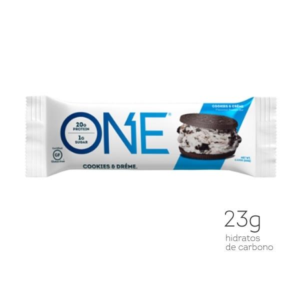 Barrita One - Cookies & Creme