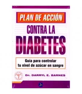 Plan de acción contra la diabetes: Guía para controlar tu nivel de azúcar en sangre.