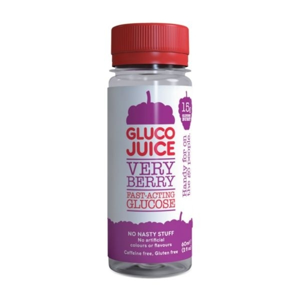 Gluco Juice - Frutos del Bosque