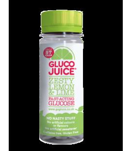Gluco Juice - Lima Limón (15g glucosa)