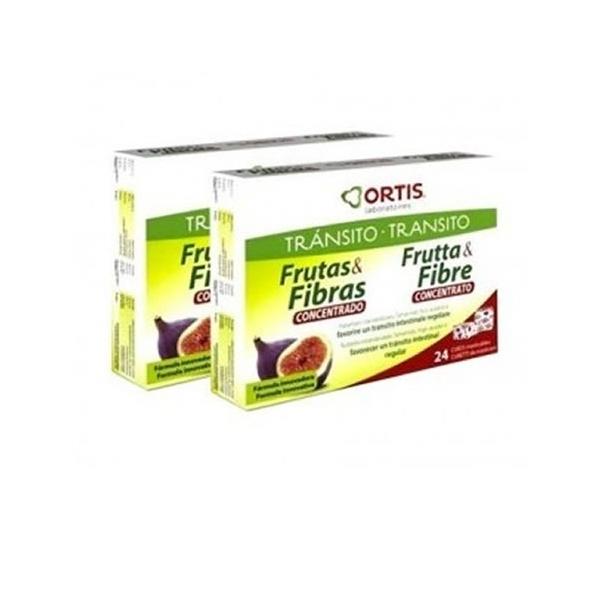 Ortis Tránsito Intestinal irregular (48 cubos)