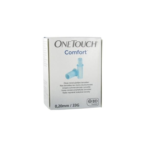 Lancetas OneTouch Comfort