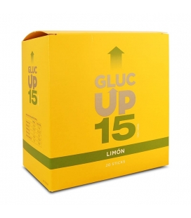 Gluc Up 15 - Limón (20 sobres)