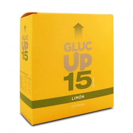 Gluc Up 15 - Limón (10 sobres)