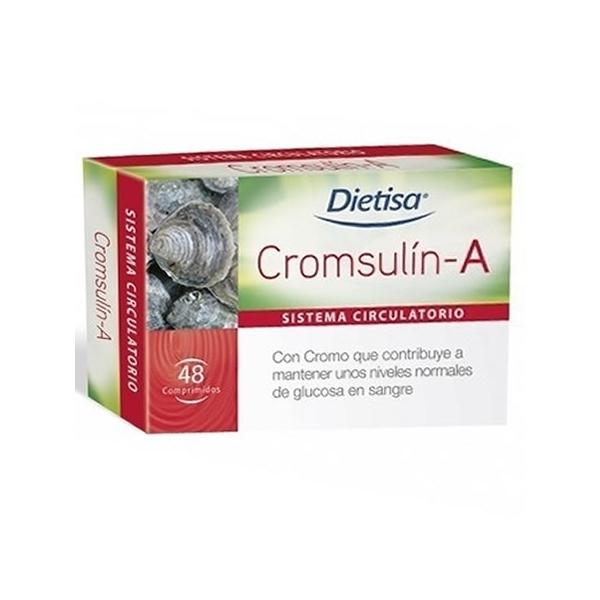 Dietisa - Cromsulin A