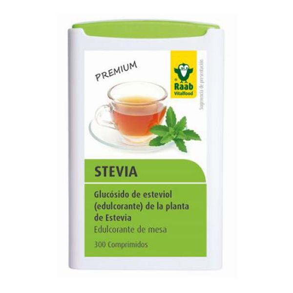 Stevia comprimidos - Raab Vitalfood