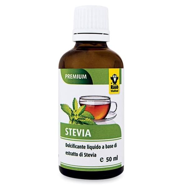 Stevia Fluido - RaabVitalfood