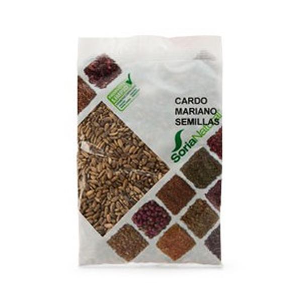 Semillas Cardo Mariano - Soria Natural