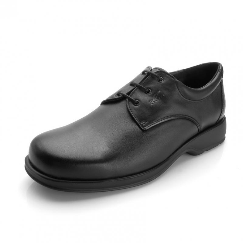 De Diabcare Abel Negro Para Diabeticos Zapatos Hombre 6Td6qO