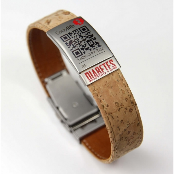 Pulsera Codylife Nature Diabetes