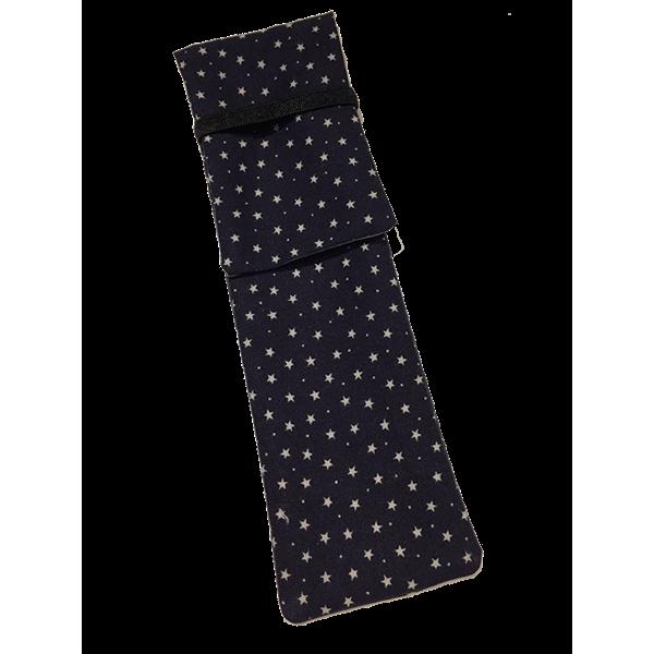 Funda Pluma Insulina Estrellas Azul (2 plumas)