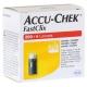 Accu-Chek Fastclix (200+4 lancetas)