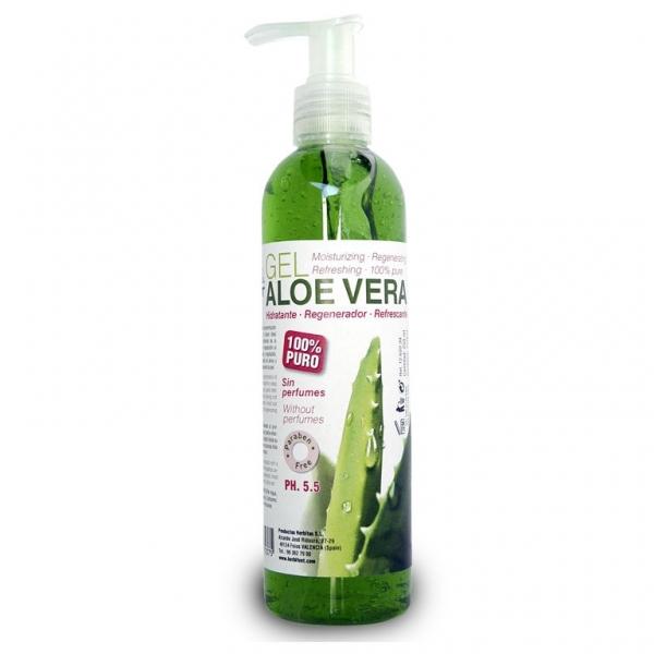 Dermafeet Aloe Vera Gel Orgánico 200 ml.