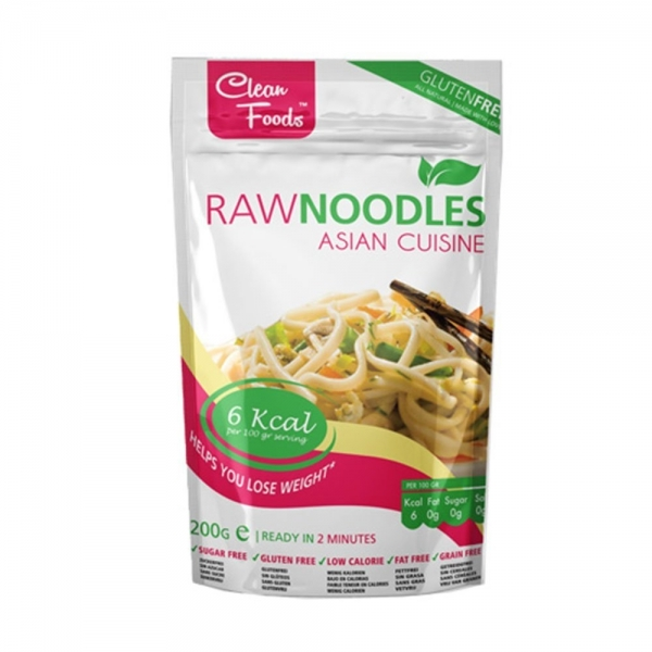 Raw Pasta - Noodles Konjac