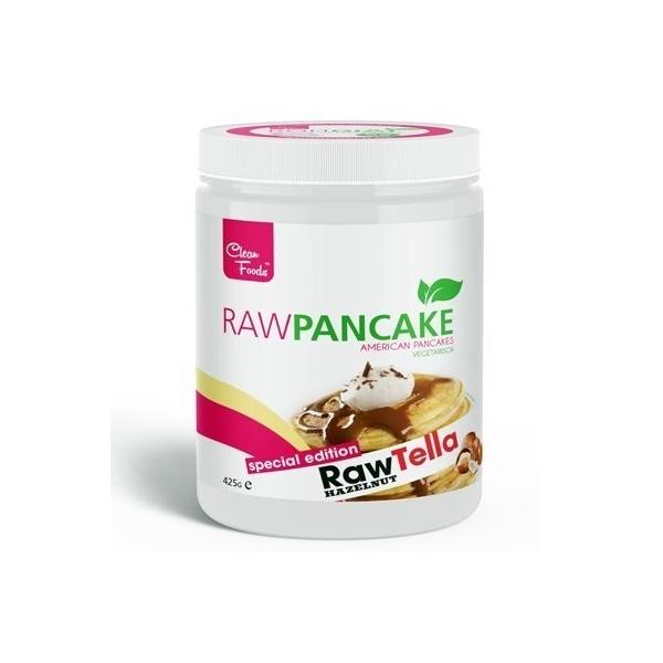 Raw Pancake - Sabor Neutro