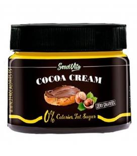 Crema de cacao 0% Servivita