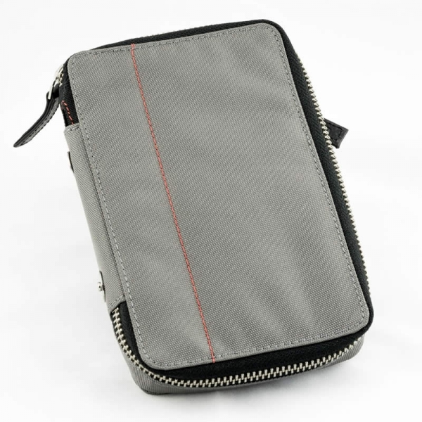 Estuche Sugrbag Smart Nylon Gris