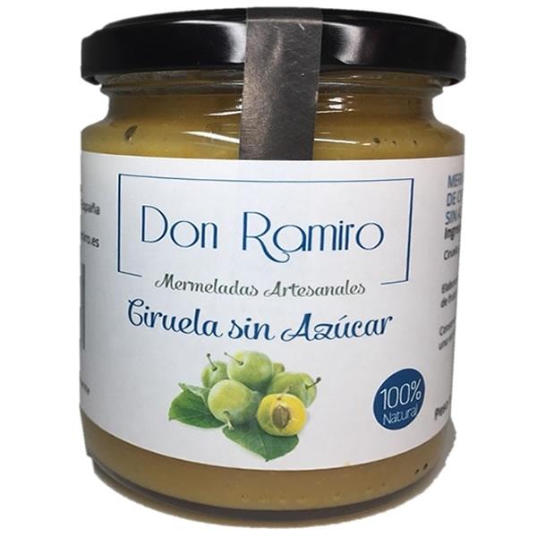 Mermelada Fresas sin azúcar Don Ramiro