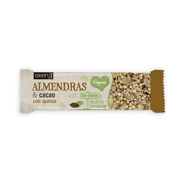 Barrita Siken - Almendras & Cacao