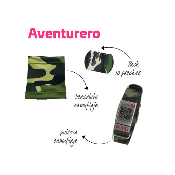 Kit Papa Aventurero