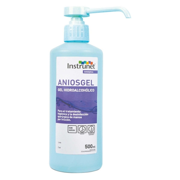 Instrunet Aniosgel - Antiséptico de Manos Gel 500ml