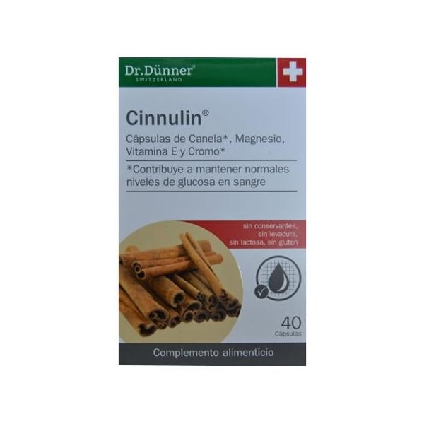 Dr. Dünner - Cinnulin Capsulas
