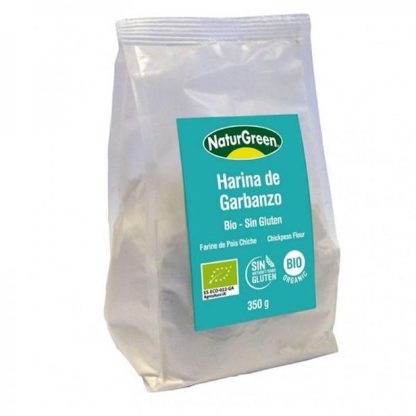 Harina de Garbanzo - NaturGreen