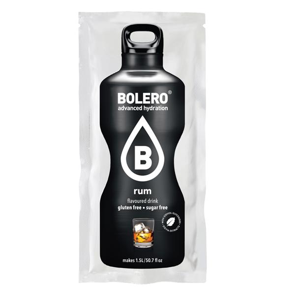Ron Bolero s bebida com sabor