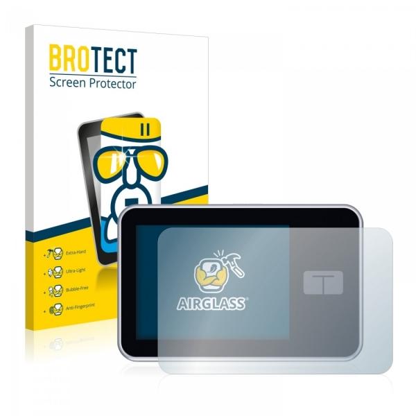 BROTECT® AirGlass® Protector pantalla Tslim