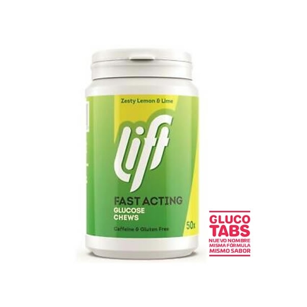 Gluco Tabs XL - Pastillas Glucosa Naranja