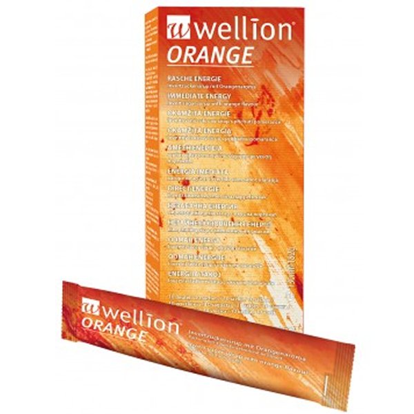 Gel Glucosa de Naranja - Wellion