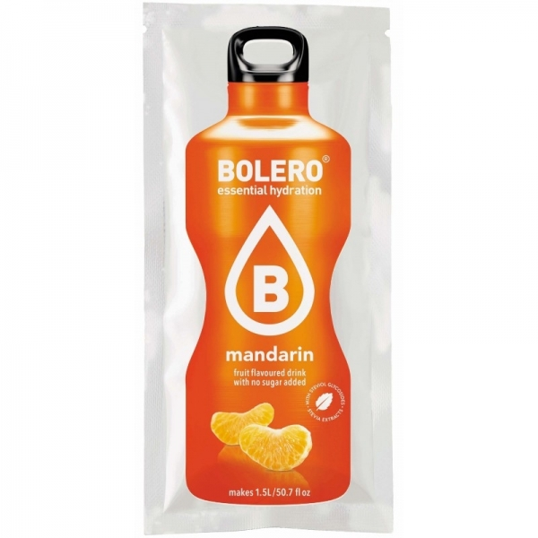 Bebida Bolero sabor Mandarina