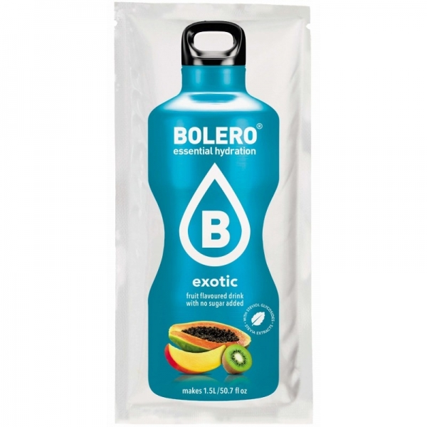Bebida Bolero sabor Exotic