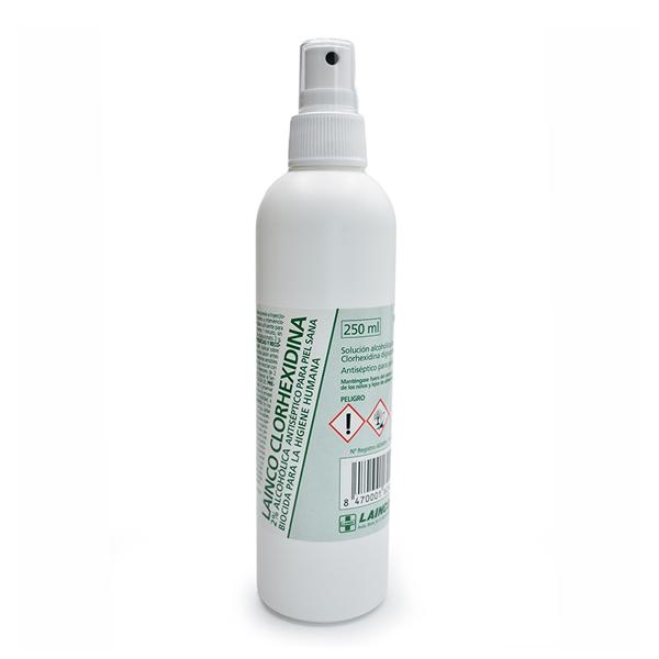 Lainco Clorhexidina - Antiséptico Para Piel