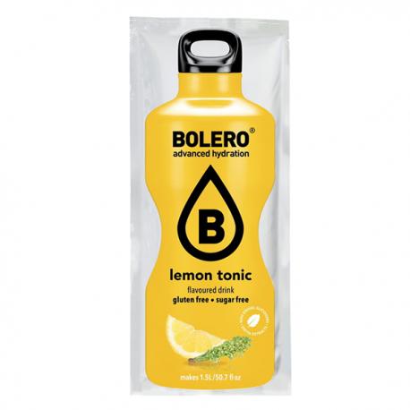 Bebida Bolero sabor Limón Tonic
