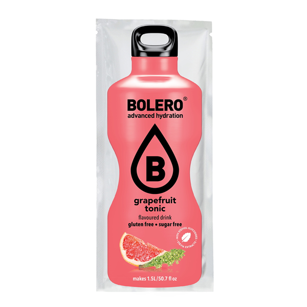 Bebida Bolero sabor Pomelo Tonic