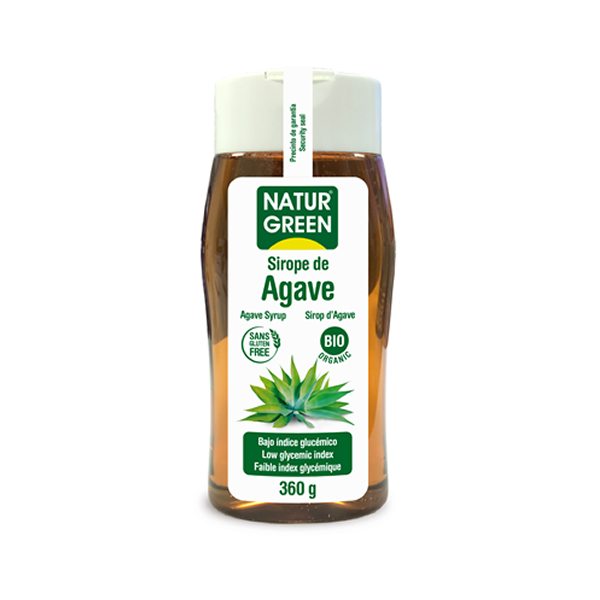 Sirope de Agave Bio - Natur Green