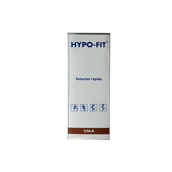Gel de Glucosa Cola – Hypo-Fit