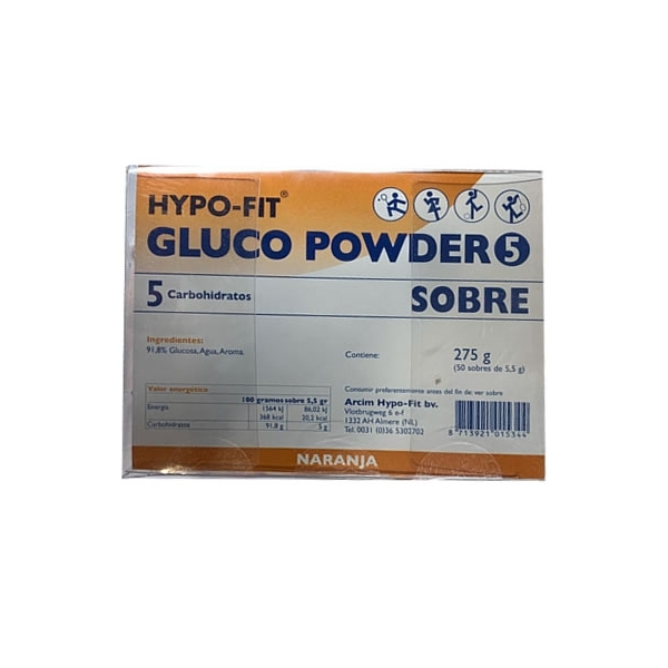 Gluco Powder 5 - Hypo-fit (x 50)