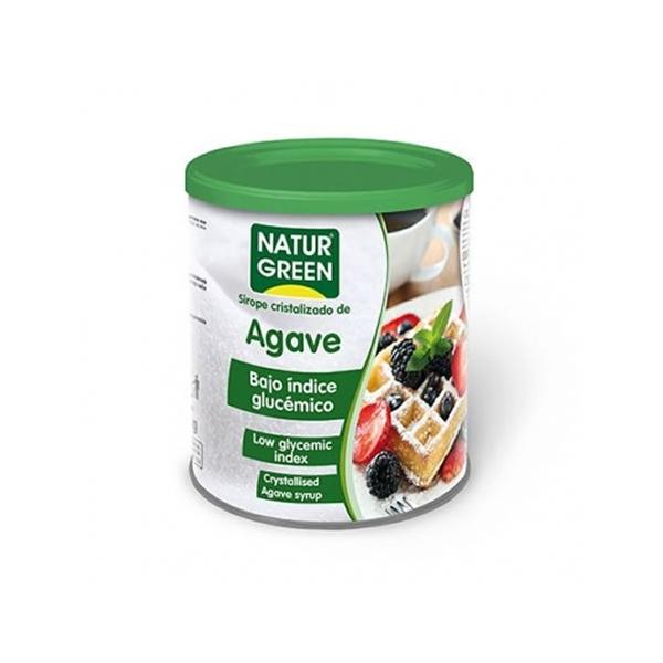 Soirope Cristalizado de Agave Bio - Natur Green
