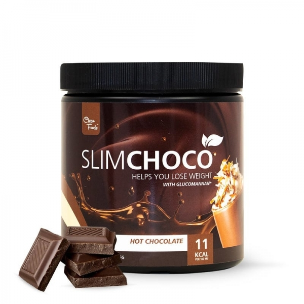 Slim Chocolate - Chocolate Soluble