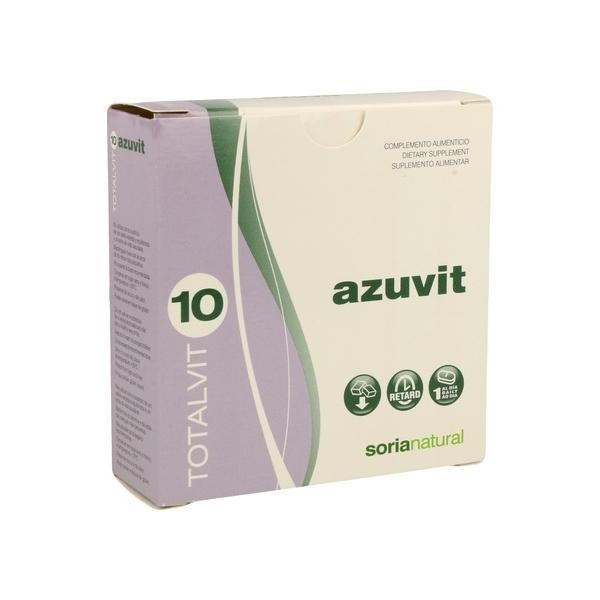 Soria Natural - Azuvit