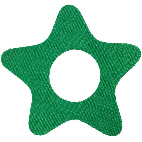 Parche Fantasía Estrella Verde- Freestyle libre