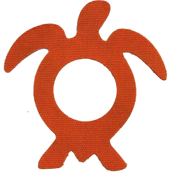 Parche Fantasía Tortuga Naranja - Freestyle libre