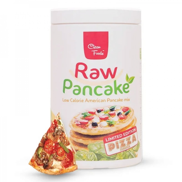Raw Pancake - Preparado tortitas (Pizza)