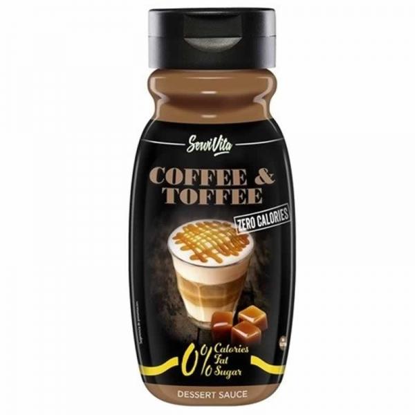 Sirope de Coffee & Toffee Servivita