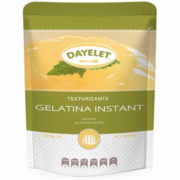 DAYELET - Gelatina Instant en polvo