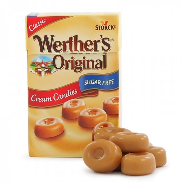 Caramelos Werther´s Original